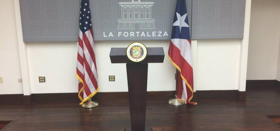 ¿Qué pasaría en el caso de una vacante del Primer Ejecutivo de Puerto Rico?