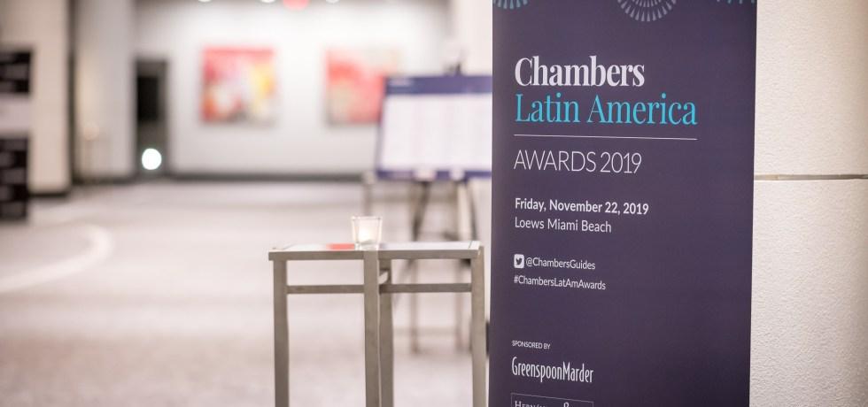 McConnell Valdés nombrado bufete del año por Chambers & Partners