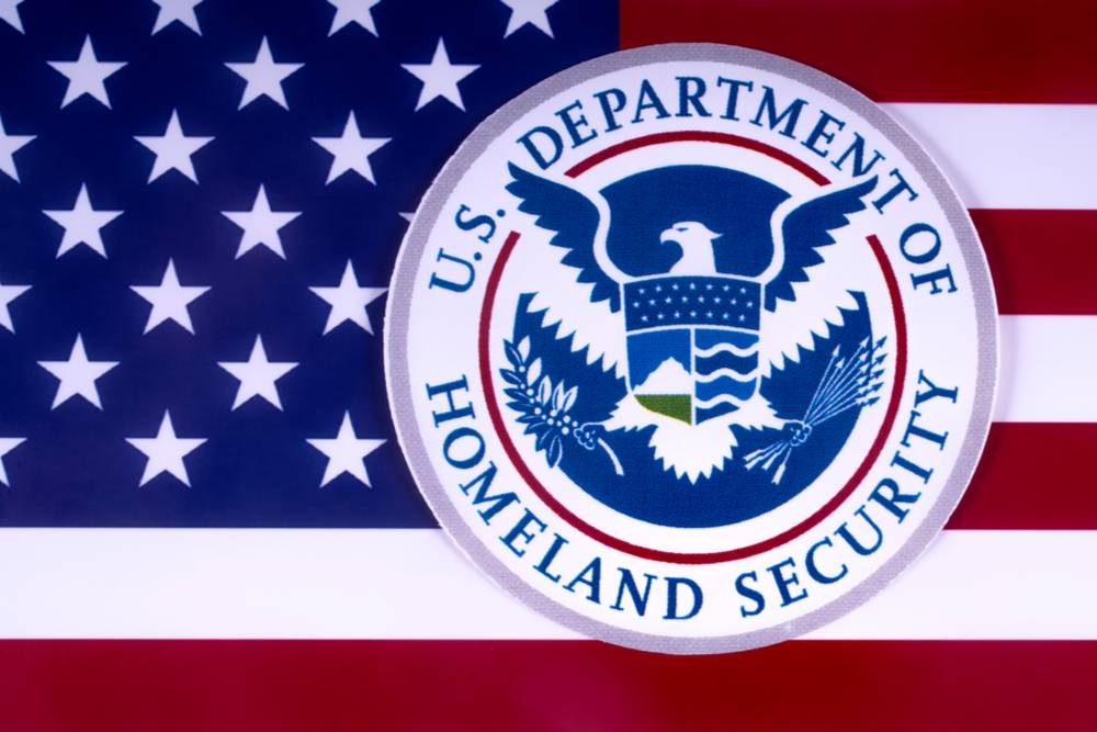 homeland security / chrisdorney / Shutterstock.com