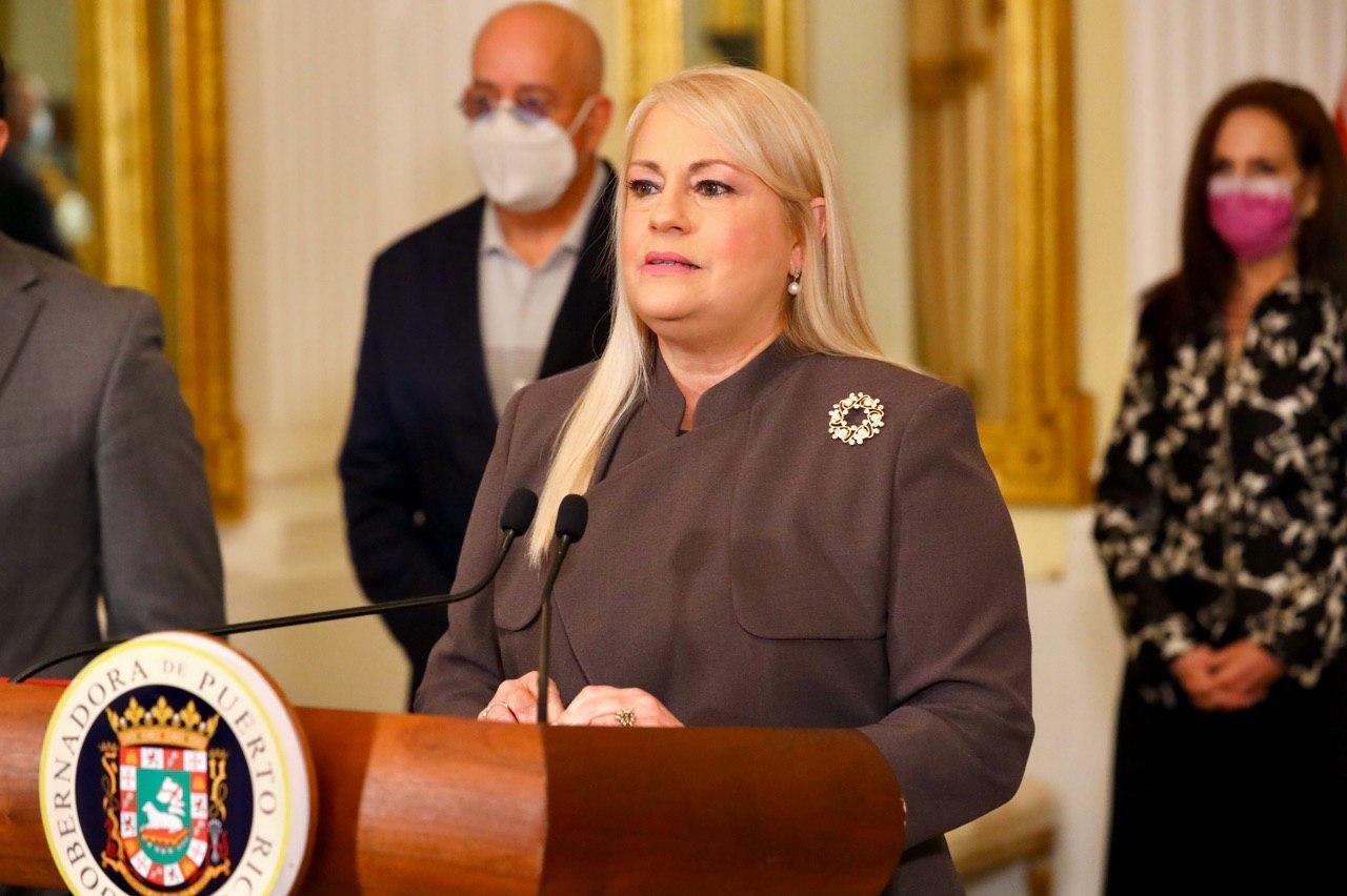 Wanda Vázquez, gobernadora
