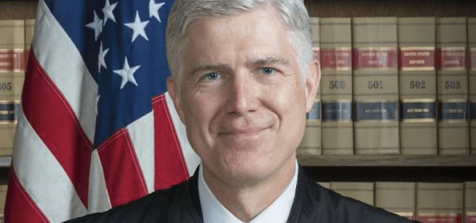 Incertidumbre sobre las próximas opiniones del juez Gorsuch
