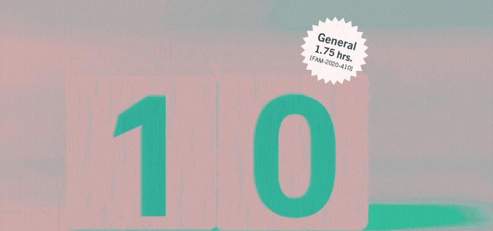 Los 10 cambios más significativos en Derecho de Familia: Código Civil 2020