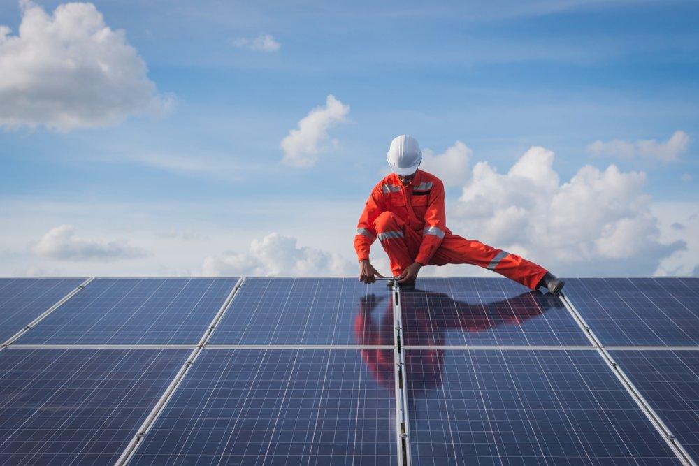 paneles solares energía