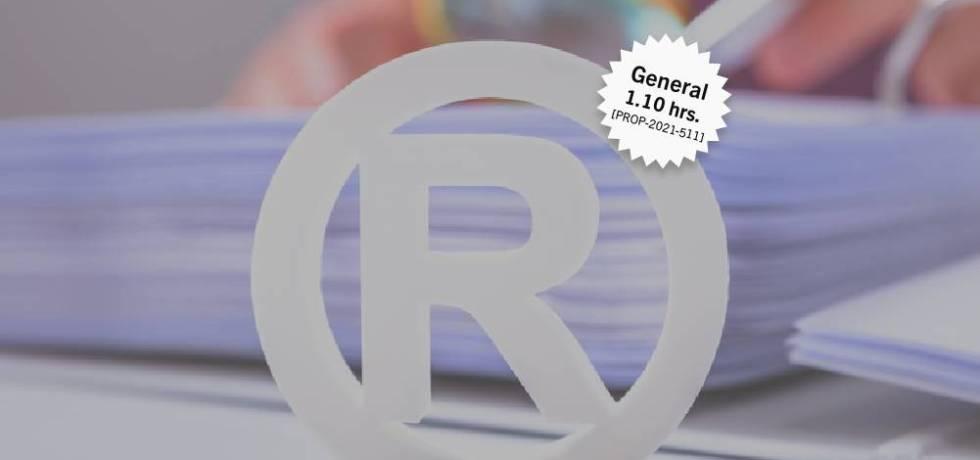 Introducción al derecho de marcas