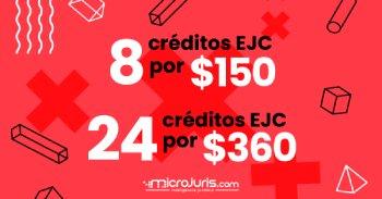 ofertas - 8 créditos de educación jurídica continua por $150 y 24 créditos por $360