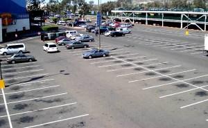 playa estacionamiento