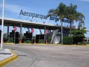 Aeroparque-Jorge-Newbery