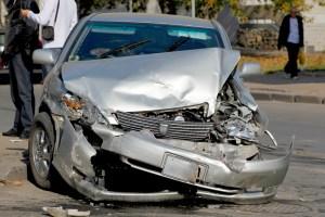 accidente choque auto