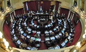 Camara de senadores