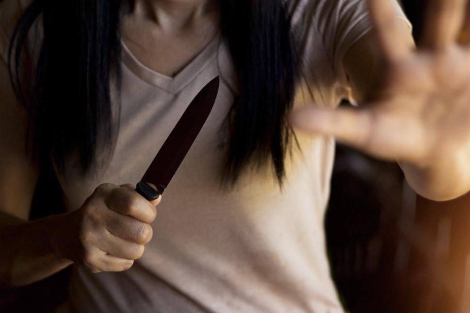 cuchillo defensa