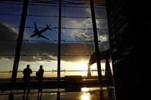 aerolinea avion aeropuerto