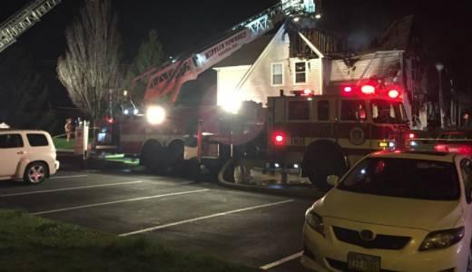 Familias se quedan sin hogar tras incendio en apartamentos en Gahanna