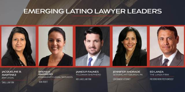 Our Emerging Latino Lawyers Al Dia News
