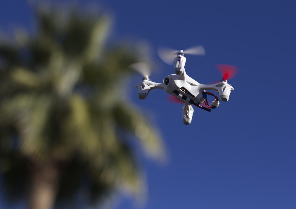 Drones: take your marketing to new heights