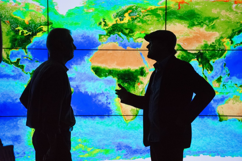 Why big data is scientists' best weapon to fight climate change