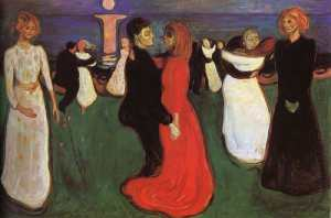 Edvard Munch - the-dance-of-life