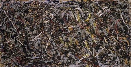 Jackson Pollock - Alchemy-1947