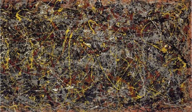 Jackson Pollock - no-5 1948