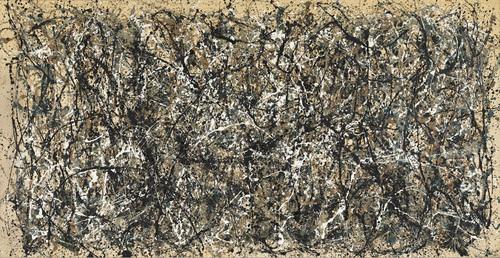 Jackson Pollock - one-number-31-1950