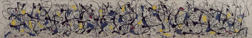 Jackson Pollock - Summertime: Number 9A 1948