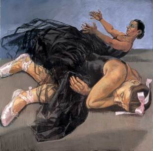 Paula Rego - Dancing Ostriches4