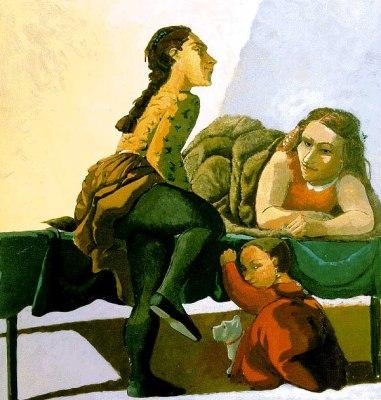 Paula Rego - looking back