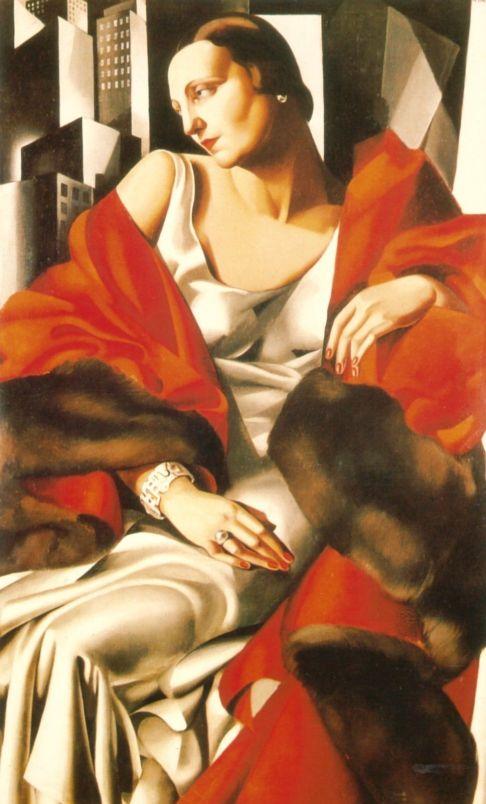 Tamara de Lempicka -1931-MadameBoucard