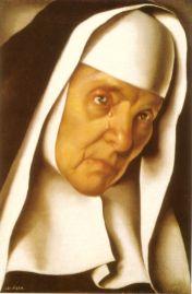 Tamara de Lempicka -1939-MotherSuperior
