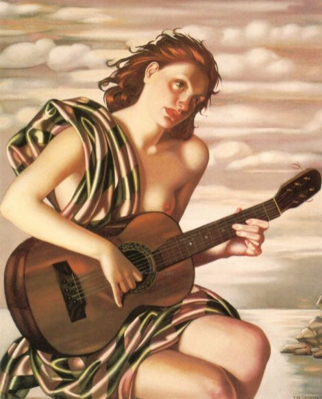 Tamara de Lempicka -1946-Amethyst