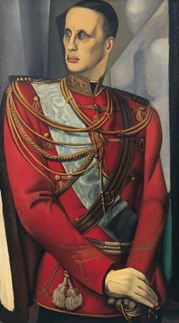 Tamara de Lempicka - Gran-Duca Gabriel Constantinovitch
