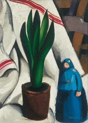 Tamara de Lempicka - La poupee russe