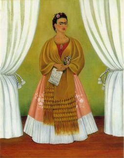 Frida Kahlo - trotsky