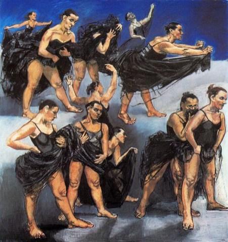 Paula Rego Dancing62