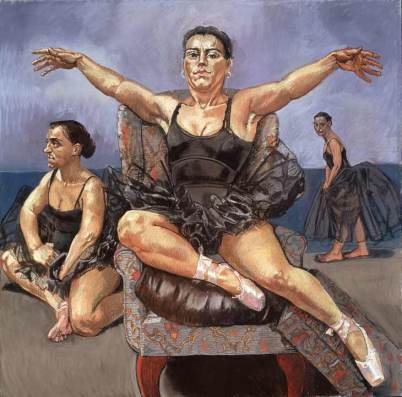 paula rego - the dancer