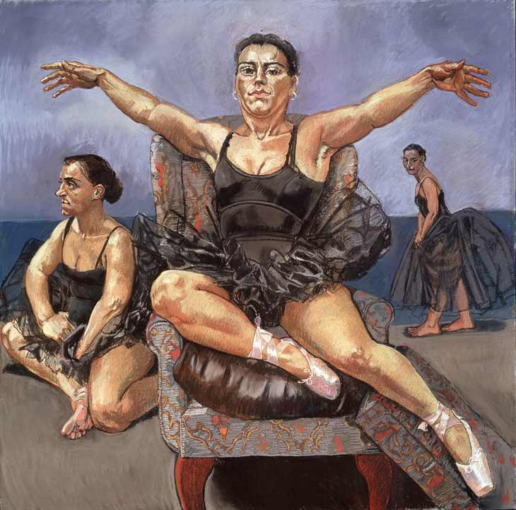 paula rego - the dancer