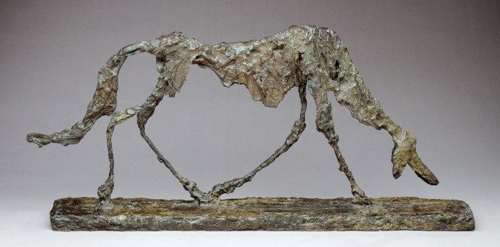 Alberto Giacometti - Le Chien