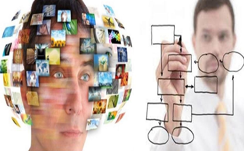 Uma diferença entre visualização da informação e arquitetura de informação (1/2)