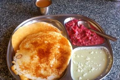 Kali dosa (kuchnia południowych Indii)