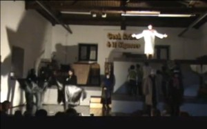 Pantomimë Jezusi fshin lotët e tua - Kisha Ungjillore Catania