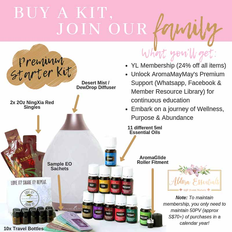 YL, Young Living, Premium Starter Kit, Desert Mist Diffuser, Buy, Join Member
