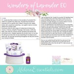 Lavender, Eczema, Burns, Scalds, YL, Young Living, Seedlings