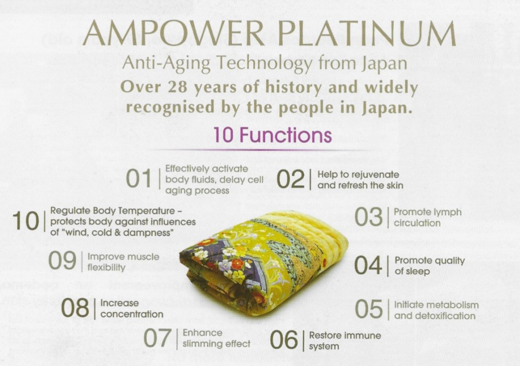 AmPower Platinum, AmLife, Deep Sleep, Sleep Wellness, Regenerative Sleep