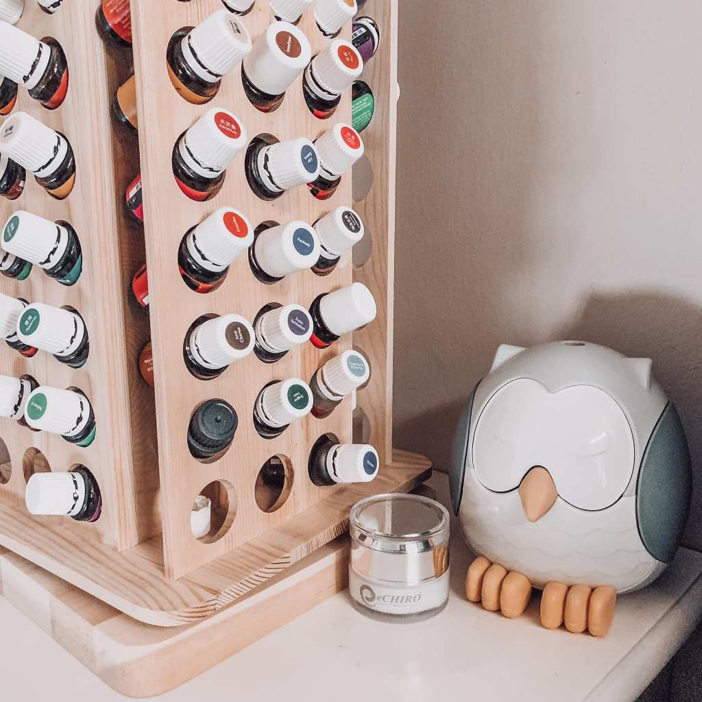 Feather The Owl Diffuser, Young Living, Essential Oils, Natural Wellness, Sleep Wellness