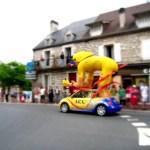 La caravane du Tour de France