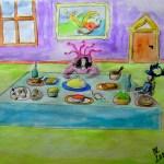 La curiosité : un conte de Jeanne Marie Leprince de Beaumont
