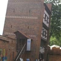 Syndens monument - Det skæve tårn i Torun