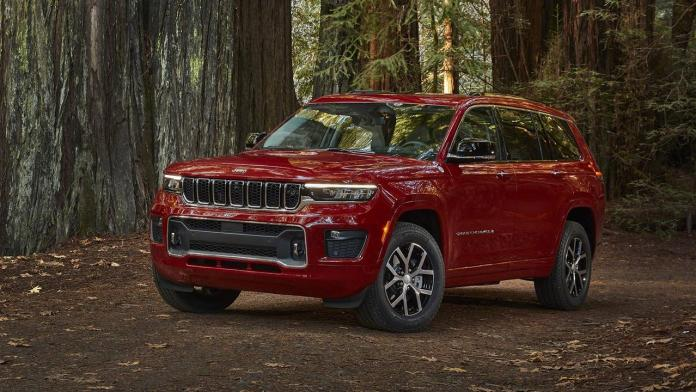 Jeep Grand Cherokee 4xe confirmed for Australia