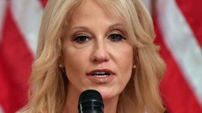 Kellyanne Conway posts daughter Claudia Conway's nude photo | Alds