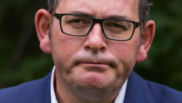 Daniel Andrews absent after outbreak bombshell