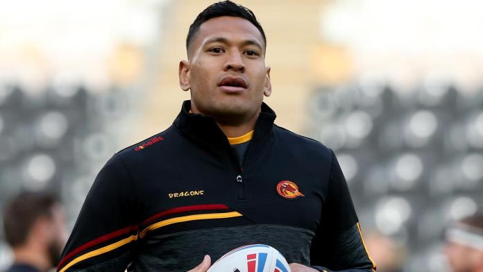 Israel Folau news, James Maloney, Dragons contract, Catalans